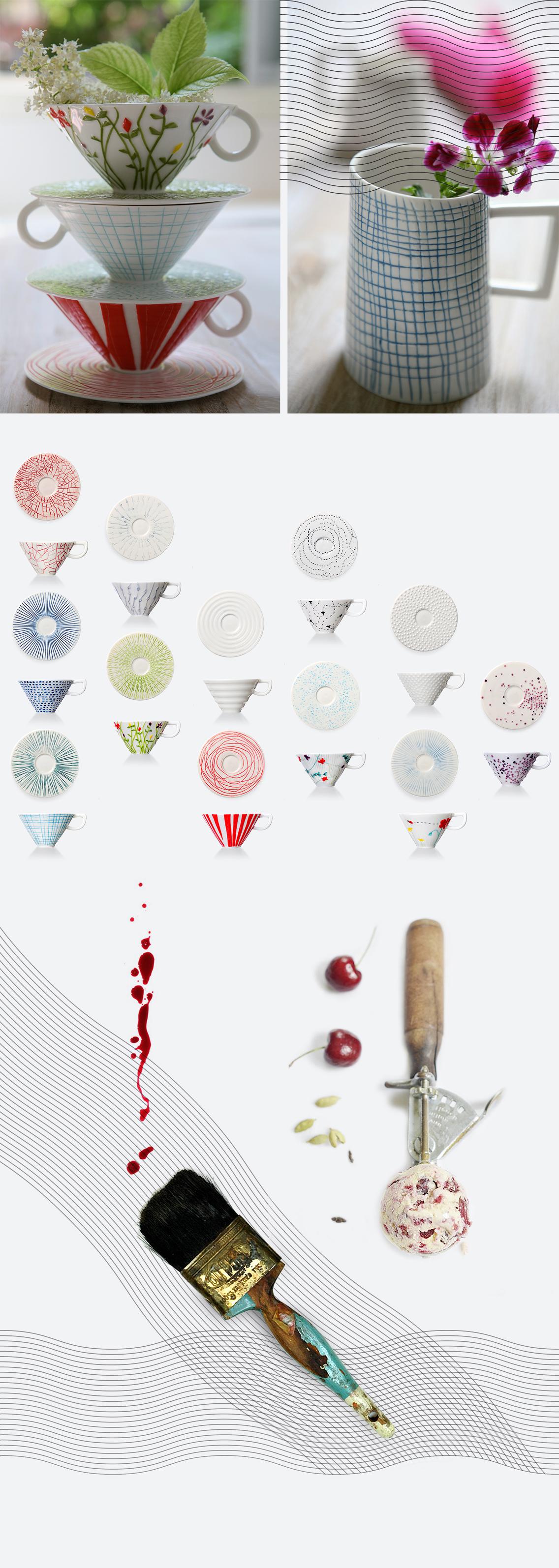 Scenario di colori
